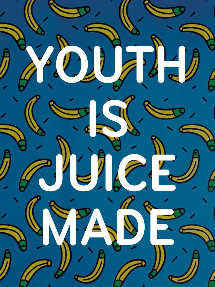 Youth is juice made Fit Food Spain