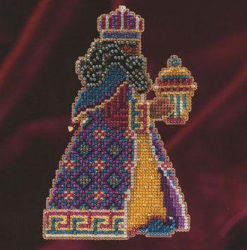 Balthasar Cross Stitch Kit   sewandso