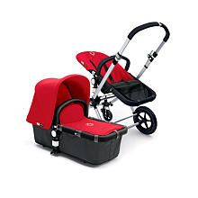 Bugaboo Cameleon Canvas Tailored Fabric Set - Red