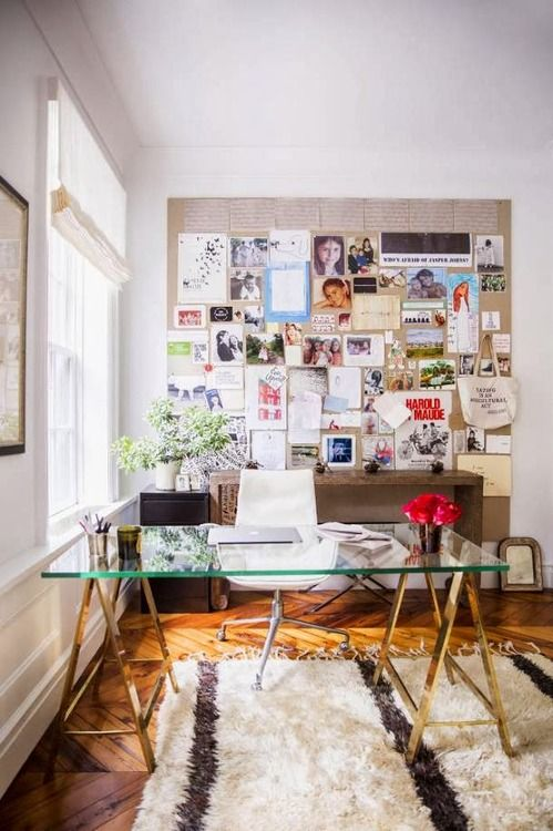 One gorgeous home office