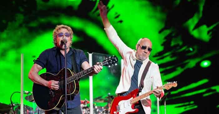 The Who's frontman Roger Daltrey: Rock is dead, only rap matters