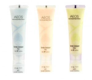 AEOS skin care from aura soma