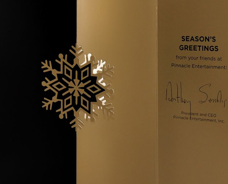 Owner's Club Holiday Card and Gift