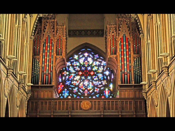 """Organ 84 - """"Lunaris"""" - Melodic Organ Music"""
