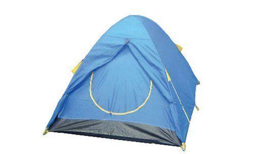 Marechal Dôme 2 Tente légère compacte 1 chambre 2 personnes 210 x 150 cm (hauteu
