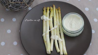 Papilles On/Off: Asperges au curry et à la crème de parmesan rôties au four