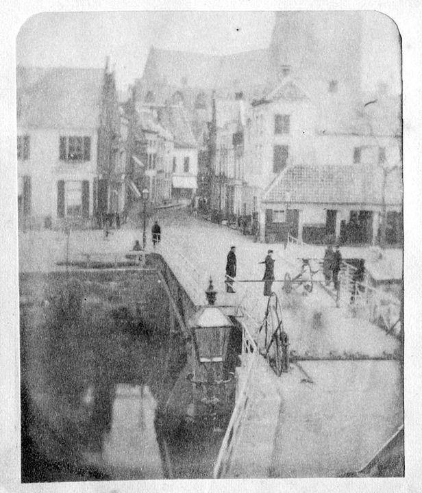 Vismarkt anno 1858