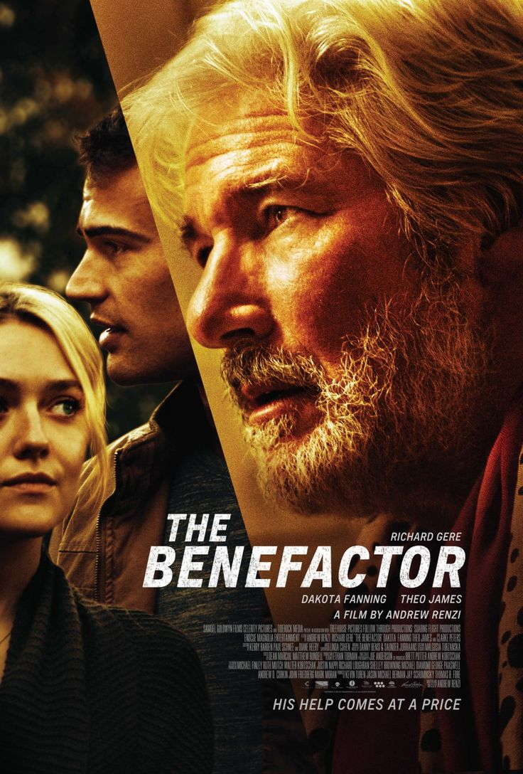 Return to the main poster page for The Benefactor