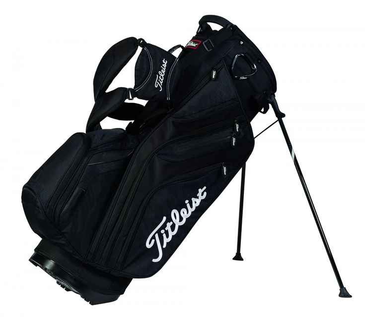 Titleist 14-Way Stand Bag 2016 from Golf & Ski Warehouse
