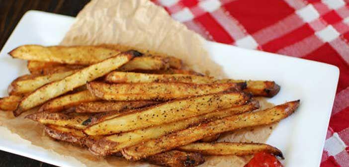 Patates Kızartması Nasıl Çıtır Yapılır?