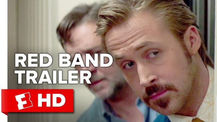 New Trailer - Ryan Gosling & Russell Crowe form a detective duo in #TheNiceGuys.