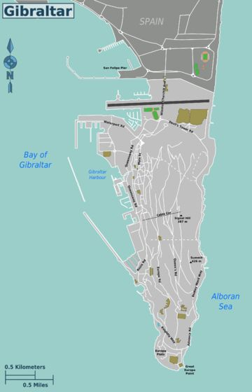Gibraltar travel guide - Wikitravel