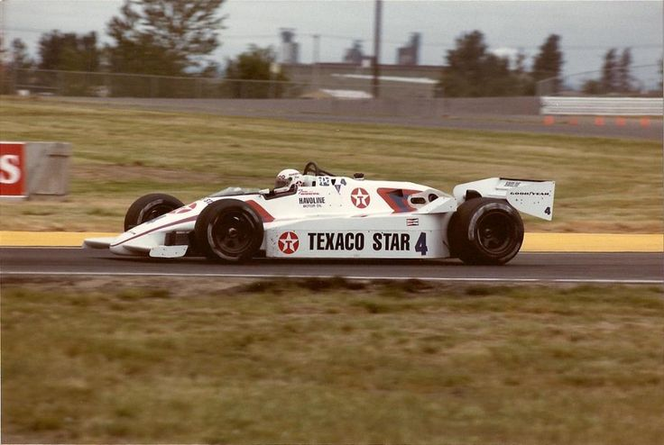 1987 CART PPG Indy Car World Series
