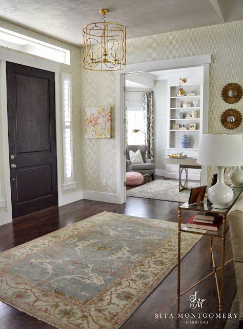 Foyer Area Utah : Best images about sita montgomery interiors portfolio