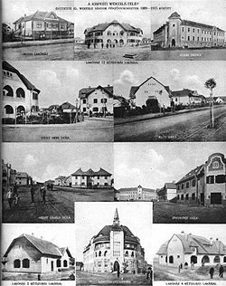 Kispesti Wekerletelep1 - Wekerletelep – Wikipédia
