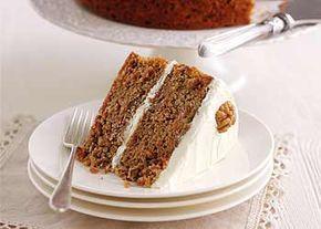 Marry Berry – A Rainha dos Bolos da Inglaterra e sua receita do clássico bolo de cenoura.