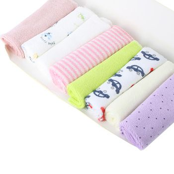 Face Towel for Infants, 8 pcs //Price: $10.49 & FREE Shipping // #kid #kids #baby #babies #fun #cutebaby #babycare #momideas #babyrecipes  #toddler #kidscare #childcarelife #happychild #happybaby