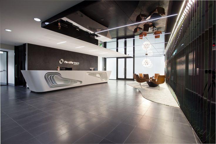 Fleet partners by graypuksand gallery australian for Office design awards