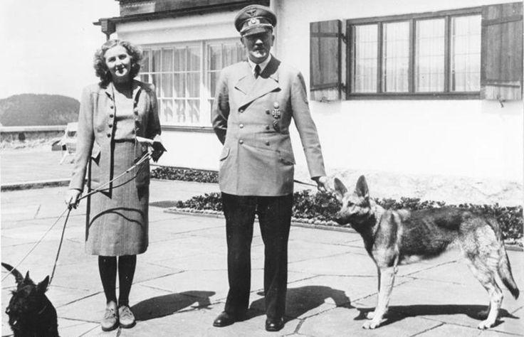 Los secretos sombríos de las casas de Adolf Hitler