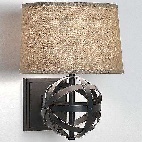 Lucy Wall Sconce by Robert Abbey at Lumens.com