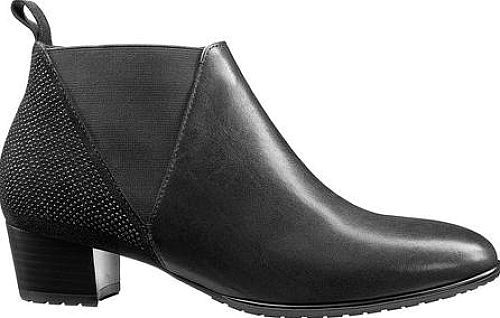 Consider the ara Patty 42121 Ankle Booties. Modern shoes from ara shown in Black Leather. Any woman will look chic sporting these shoes brought to you by the designer ara. #boots #booties #ankleboots #shoes #fashion