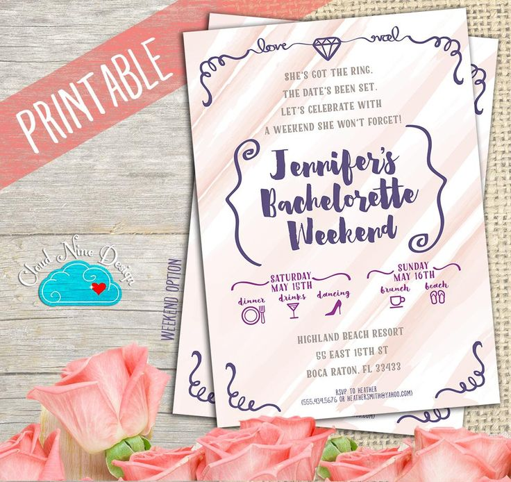 23 best From my Etsy Shop: Bachelorette Games, Decor & Invitations ...