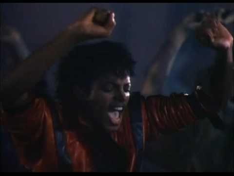 MICHAEL JACKSON - Thriller (Music Non Stop Version)