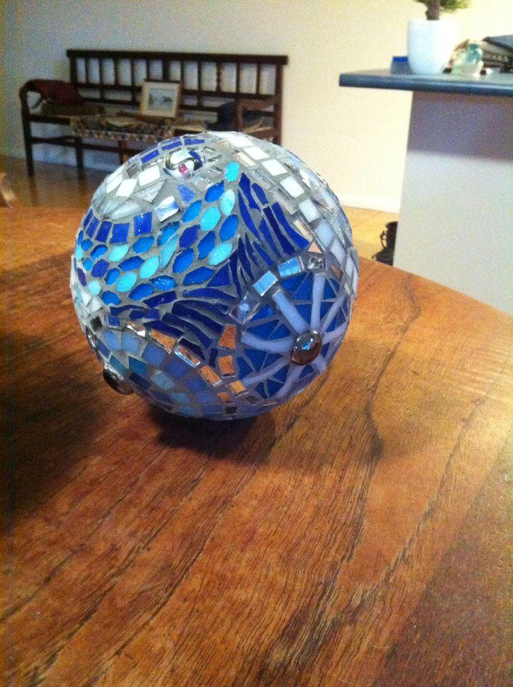 Tania's ball