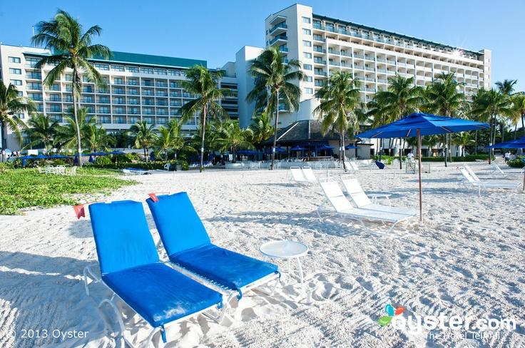 Beach at the Hilton Barbados Hotel