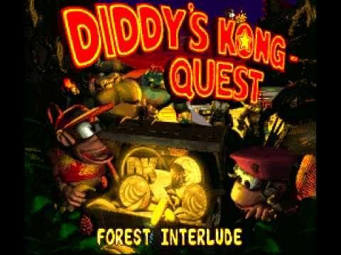 Donkey Kong Country 2 - Soundtrack (SPC)