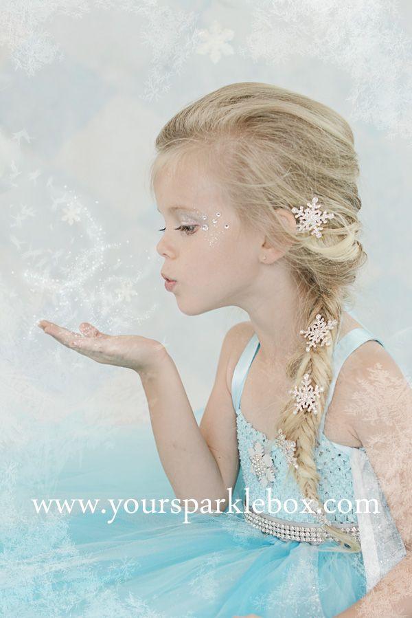 Queen Elsa Costume by YourSparkleBox
