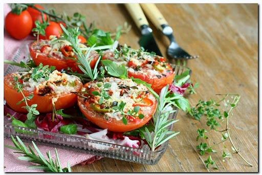 Provencal Tomatoes | Food & Drinks | Pinterest