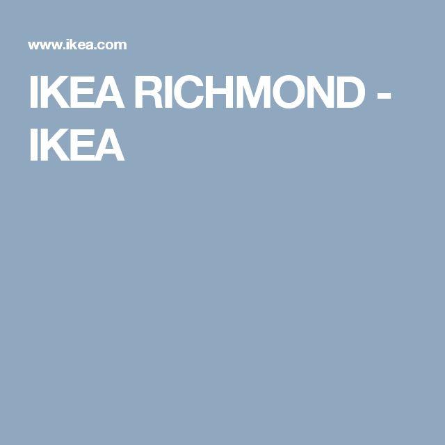 IKEA RICHMOND - IKEA