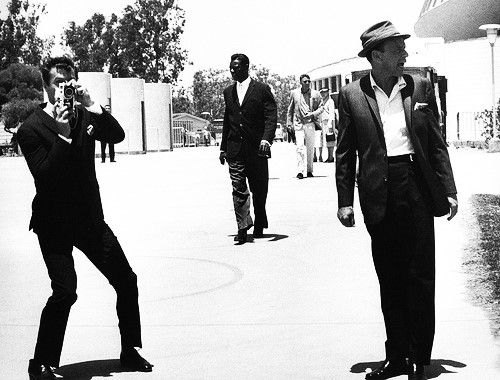 Real Legends: Frank Sinatra, Nat King Cole &  Tony Curtis