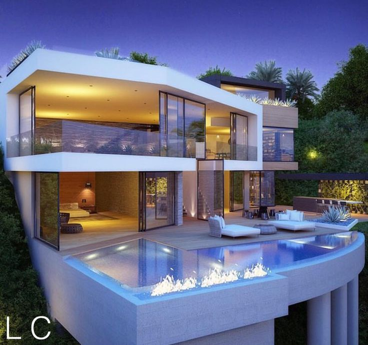 Luxury House In Los Angeles California: A Stunning And Dream Mansion