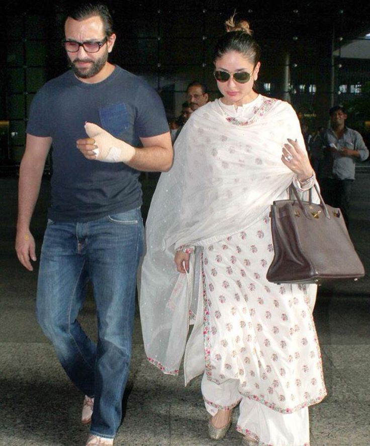 Kareena Kapoor # Pallazo love # white love # Sabyasachi #