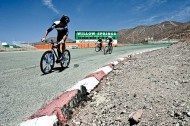 Bike magazine/Porsche Duathlon at Willow Springs