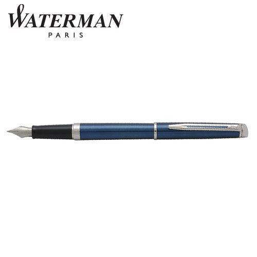 【正規販売店】WaterManウォーターマンメトロポリタンエッセンシャルメタリックブルーCT万年筆フランス高級筆記具