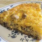 Low Carb White Castle Cheeseburger Pie Recipe