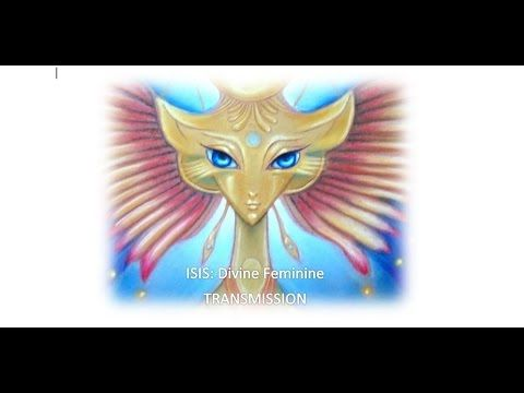 Isis: Power Boost Light Body Activation Divine Feminine