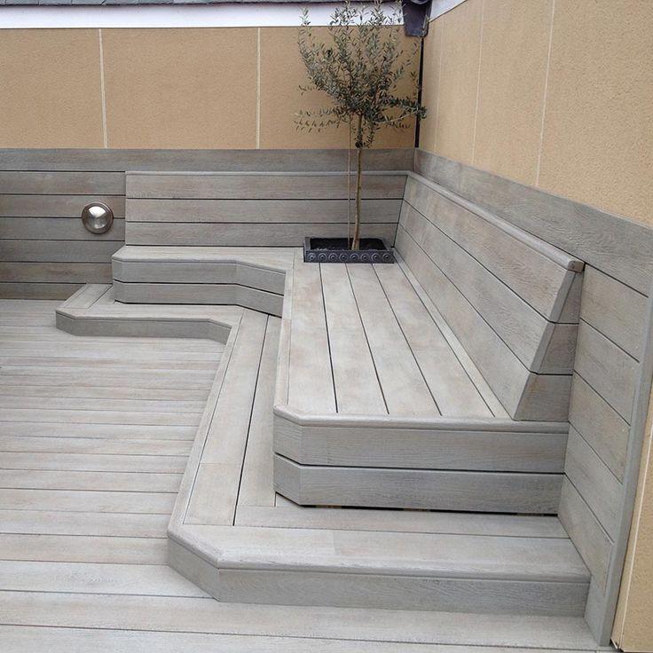 Millboard Enhanced Grain Composite Decking Board 32mm x 176mm x 3.6m Smoked Oak