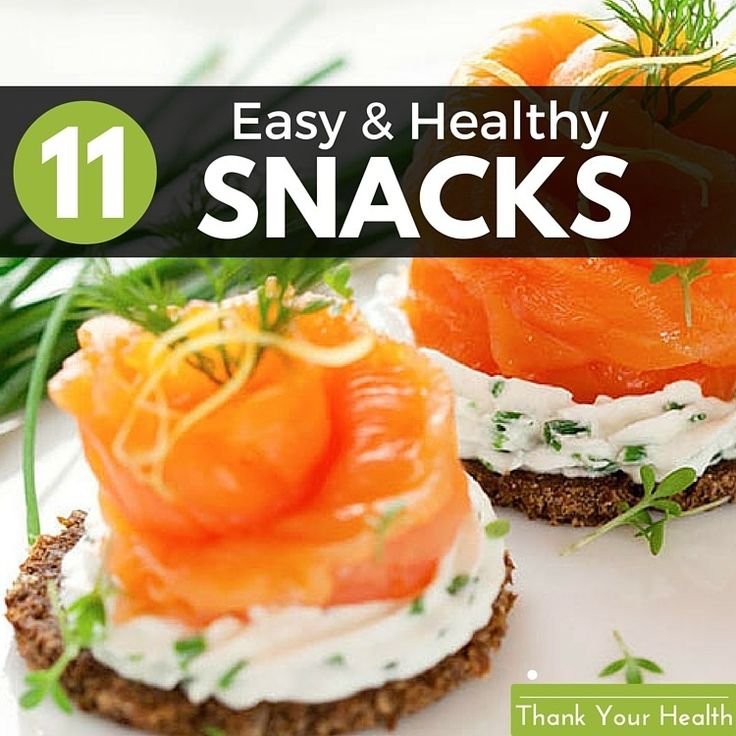 Preparing a healthy snack doesn't have to take a long time. As long as you know what to prepare it's super simple.