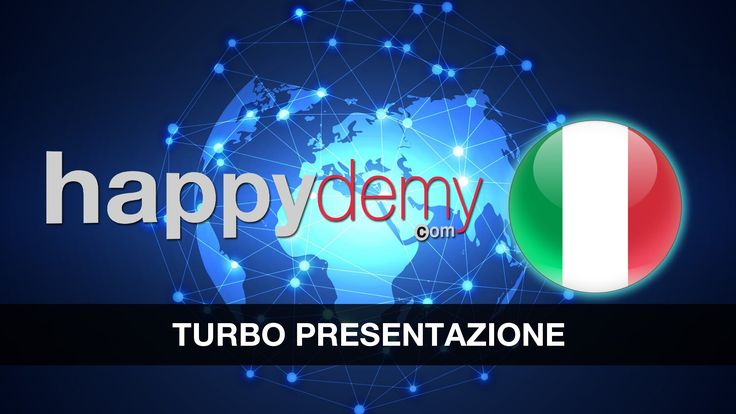 HAPPYDEMY - Turbo Presentation ITA