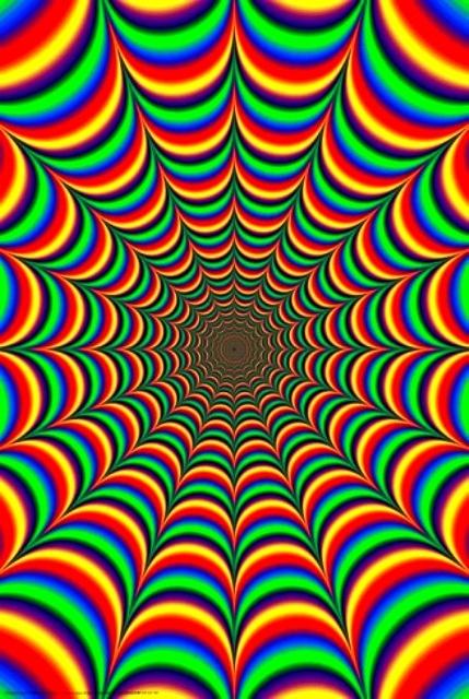 rainbow fractal psychedelic pinterest. Black Bedroom Furniture Sets. Home Design Ideas
