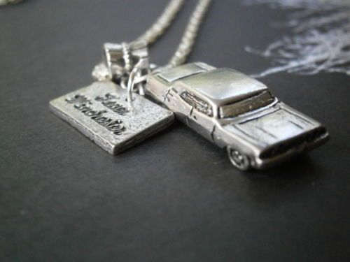 Team Winchester and Impala Supernatural Themed Necklace | eBay