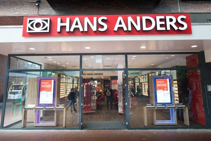 Eindhoven: Hans Anders opent hypermoderne winkel in de Hermanus Boexstraat - Hans Anders (persbericht)