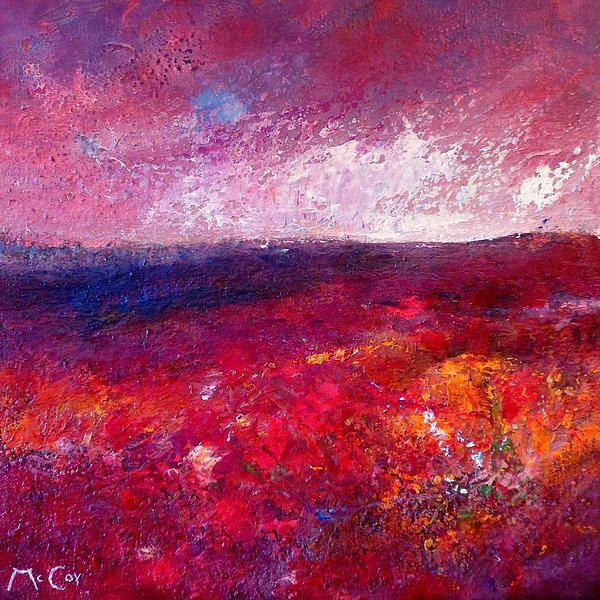Colours of Provence - Art by Kirstin McCoy
