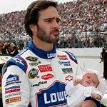 Jimmie Johnson Baby