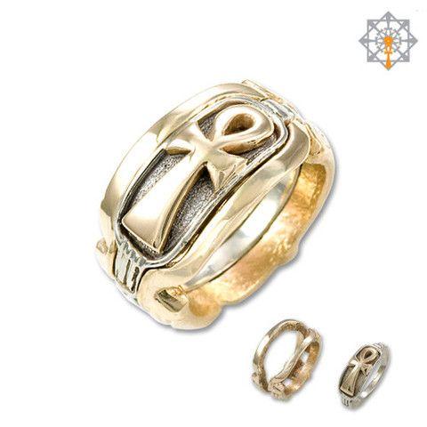 Trendy Shen Cartouche Bee One Wedding Ring