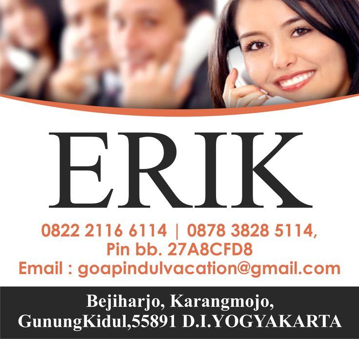 Pusat Informasi Paket Goa Pindul Jogja | Informasi Reservasi Tiket Wisata Goa Pindul 0822 2116 6114